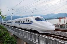 新增14个方向高铁快运列车 每日57趟助力快件运输