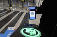 地铁云闸机改造全部完成 微信支付宝均可扫码过闸