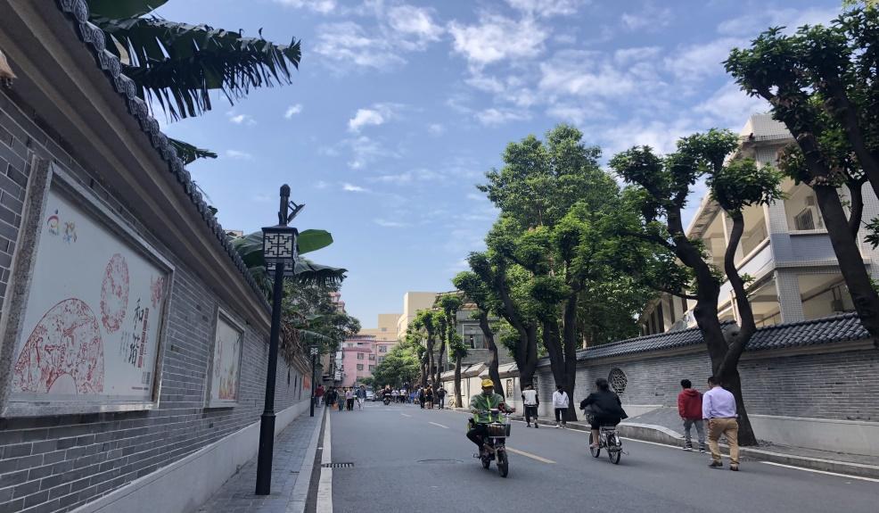 禪城:涵養文明風幸福一座城