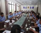 商丘交警支隊召開2019年高考期間交通安保工作動員部署會
