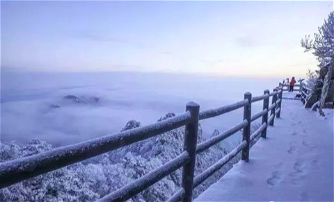 一场美妙的冬季暖心之旅