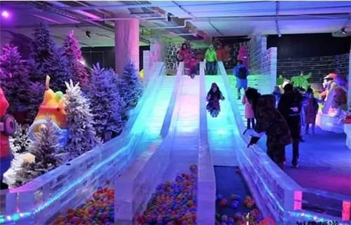 青天河春节庙会:500张冰雪艺术节门票免费送 过地道北方年