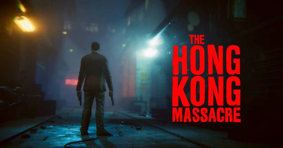 俯视角慢动作 枪战游戏《杀戮香港》Steam发售