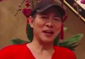 李連杰紅衣拜年