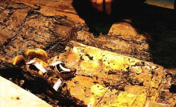放羊娃挖出大量黄金,专家全力追缴,如今价值10亿(图)