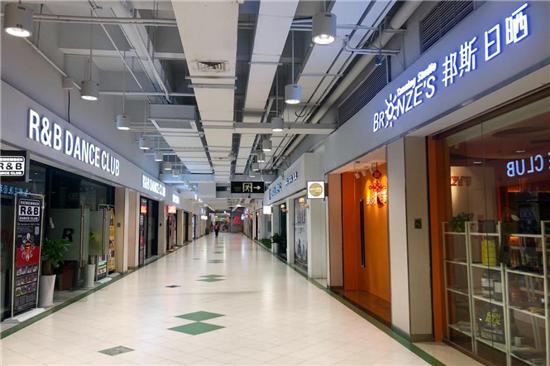 验第一CarrefourLeMarché购物中心美食休闲地下城暴走2图大全攻略图片