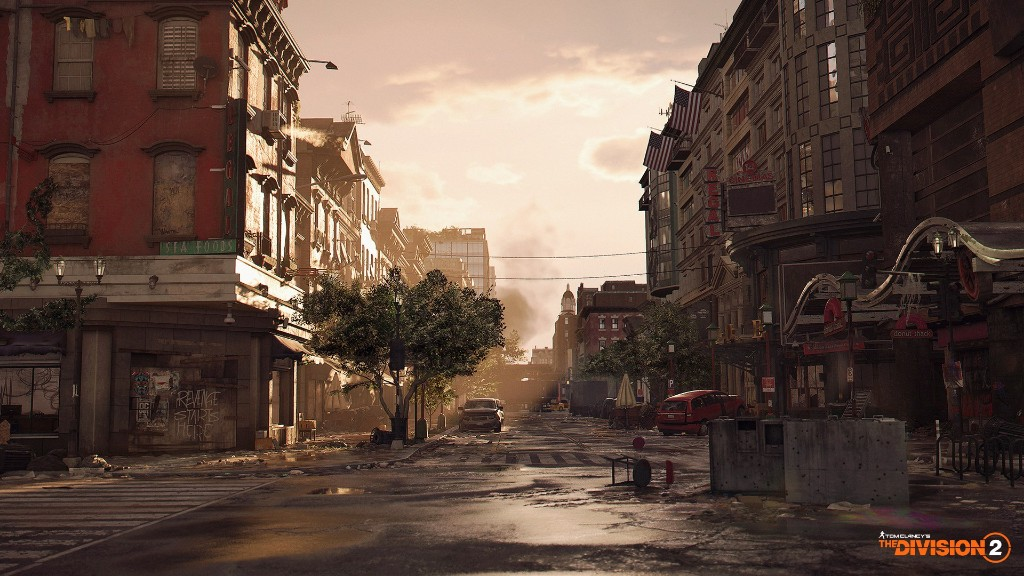 育碧《全境封锁2》上市前所有你该知道的东西
