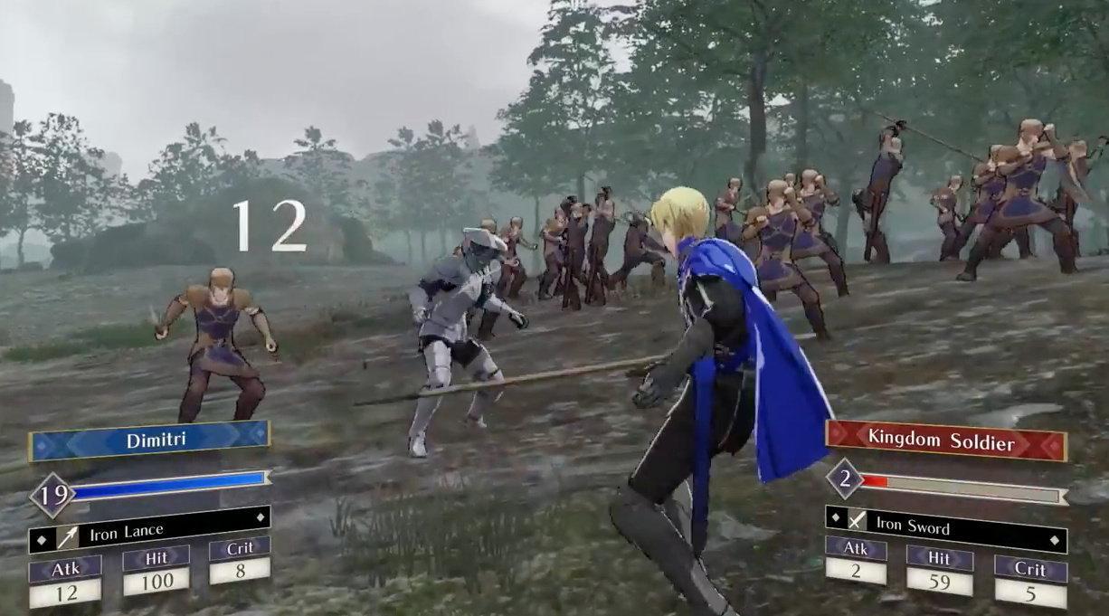 任天堂公布《火焰纹章:风花雪月》游戏主题曲