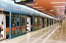 西安地铁调整线网运行图 二号线最小间隔2分28秒