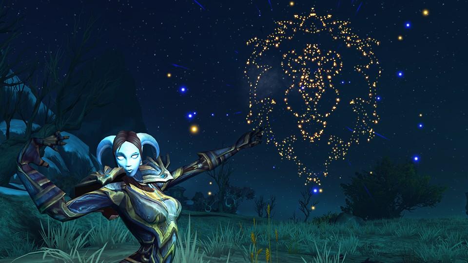 《魔兽》上架特别玩具 让玩家放烟火支持电竞