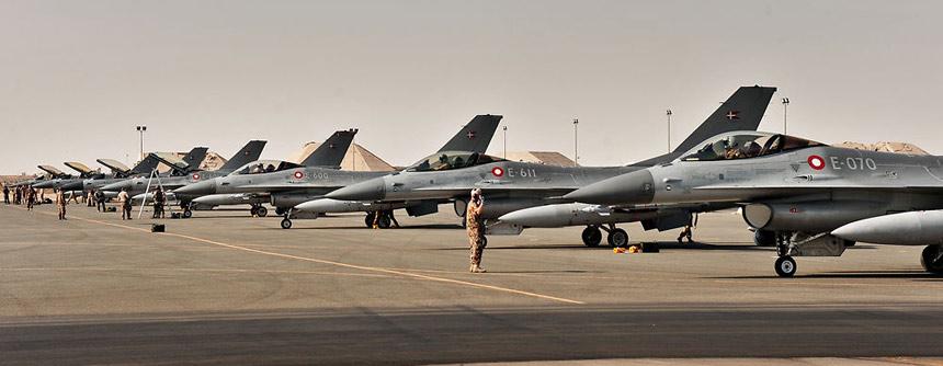 抗压性高反应更快 丹麦空军广招游戏玩家入伍