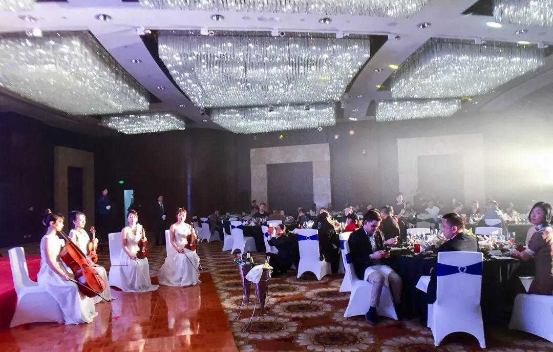 锦州喜来登酒店2019年好味法兰西晚宴 与世界同享美食
