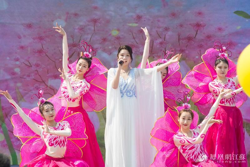 """20余场活动纷至沓来,""""春牛首""""文化旅游嘉年华"""