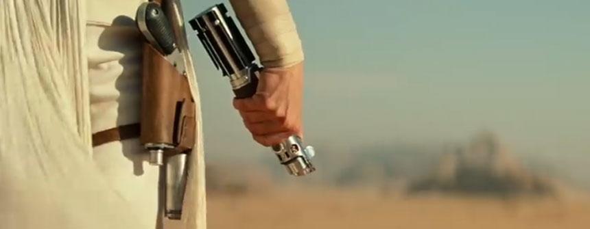 原力与你同在《星球大战9》预告片公布