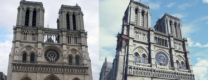 巴黎圣母院怎么重建?《刺客信条》或能帮上忙