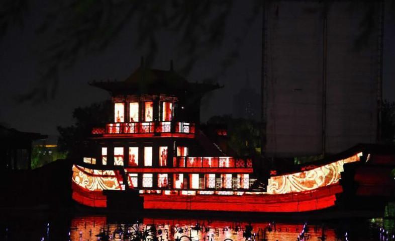 泉城夜宴·明湖秀