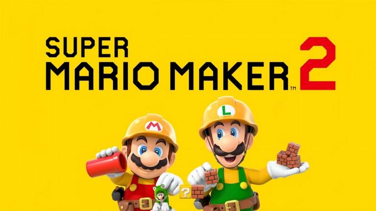 《超级马里奥创作家2》将在6月28日发布 增加了猜谜游戏