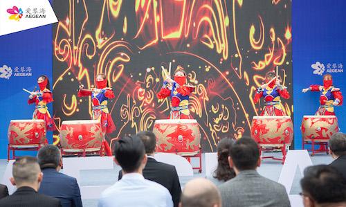 苏州吴江爱琴海购物公园品牌进驻仪式盛大举行