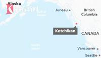 美国2架水上飞机相撞坠毁 致5人死亡1人失踪10人受伤