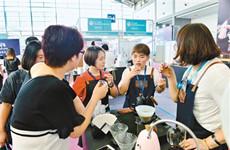 搭建专业交流平台 第一届西安咖啡交易博览会开幕