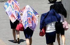 晴热天气高温持续 西安今日最高温度将升至35℃