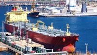 亚洲三国联手出击,盘活伊朗石油出口,数十万吨石油已抵达港口