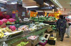 1-4月西安限额以上企业实现消费品零售734.97亿元