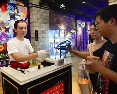 抽查显示武汉近7成影院不免费提供3D眼镜