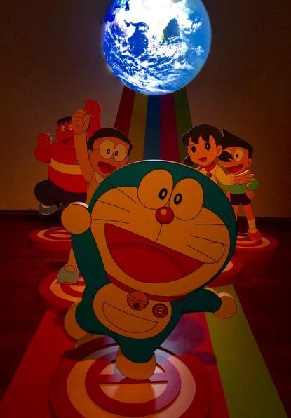 """欣赏唯美的手绘海报,此外""""2019剧场版哆啦a梦""""也将首次在中国亮相."""