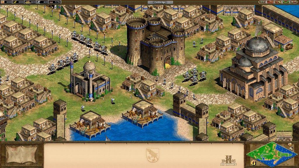 22年的《帝国时代》魅力依旧 每月仍有超过100万玩家在玩