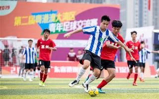 粤港澳大湾区青年足球交流活动在广州举办