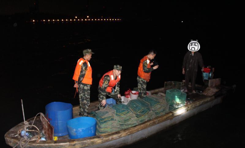 惠州大亚湾重拳打击禁渔期非法捕捞 保护海洋环境