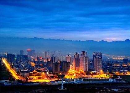 秀山:建好边贸中心 聚金武陵山区