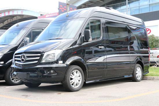 北京奔驰斯宾特房车价格 超值优惠