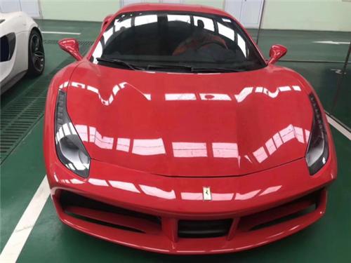 18款法拉利488Ferrari GTB超跑直销港口