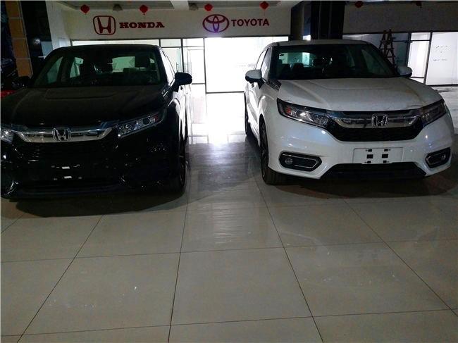 大型SUV全新本田冠道 颜色齐全低价促销高清图片
