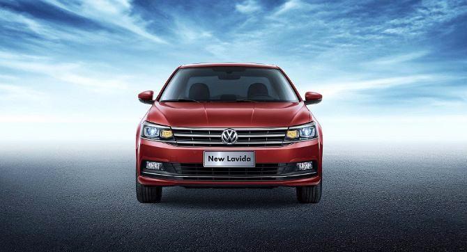 大众朗逸1.6L自动挡价格表现款现车报价-北京