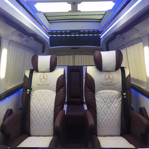 奔驰v260改装商务房车 高端商务车领衔
