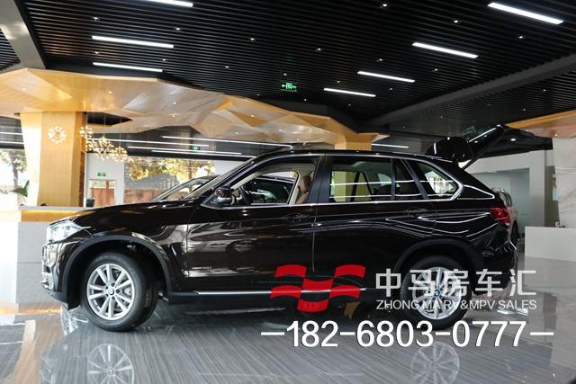 100万级最卖座的豪华SUV,全新一代宝马X5,归来仍是王者!