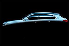 众泰大迈X7年内上市 搭1.5T/2.0T发动机