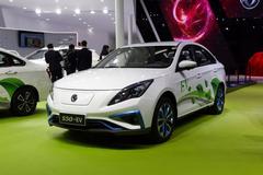 东风风行景逸S50 EV将于2016年底上市