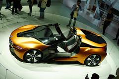 全新BMW i未来互联概念车CES亚洲首发