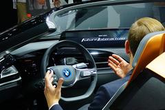 未来汽车由你决定 CES专访BMW设计师