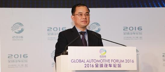 朱华荣:中国汽车品牌盈利能力需再提高