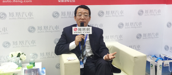 冯兴亚:2020年自主在华市占率将超45%