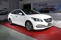 北京现代名图1.6T车型上市 售16.98万