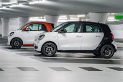 新一代smart将推电动版 预计今年发布