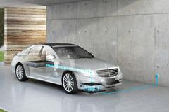 奔驰年内推两款插电混动车 全新平台