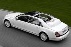 迈巴赫S级敞篷版本将于巴黎车展首发