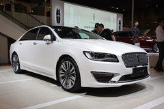 林肯新款MKZ将7月18日上市 造型小改